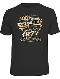 Original RAHMENLOS® Geschenk T-Shirt zum 40. Geburtstag