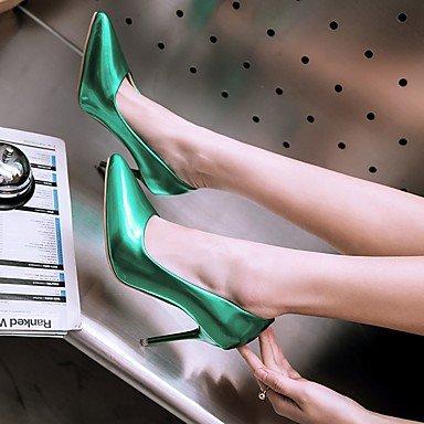 pwne Damen Sandalen Sommer Herbst Club Schuhe Formelle Schuhe Komfort Neuheit Pu-Kunstleder Outdoor Büro & Amp; Karriere Party & Amp; Abendkleid Casual US8 / EU39 / UK6 / CN39