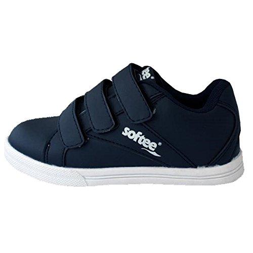 Softee - TRAFFIC - 70437 - Klassiche Schuhe - Jungen - Größe: 38 - Blau marino
