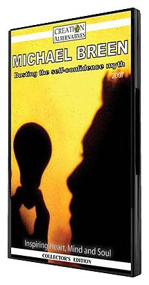 MICHAEL BREEN - Busting the Self-Confidence Myth DVD by Michael Breen