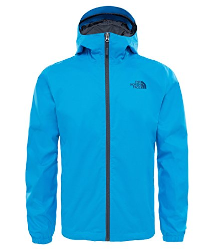 The North Face M Quest Jacket Chaqueta, Hombre, Blue Aster, S