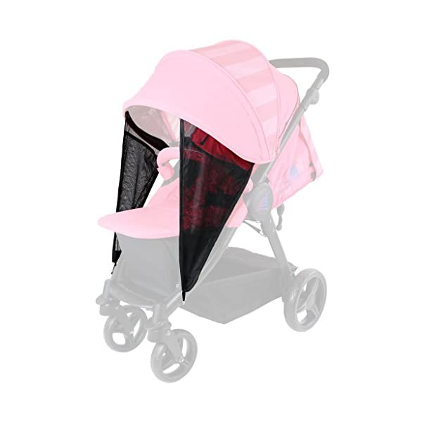 Sail Stroller - Plum Includes Bumper Bar Rain Cover Bootcover Sail Seamless Ride, High Built Quality, Amazing Features Media Viewing Tablet Pocket + One Hand Fold Away Extendable Hood, Provides Additional Shade And Privacy 7