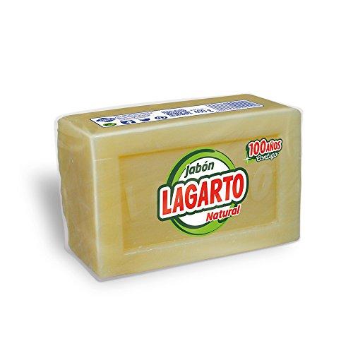 Lagarto Jabón Natural - Paquete 40 x 400 gr - Total: