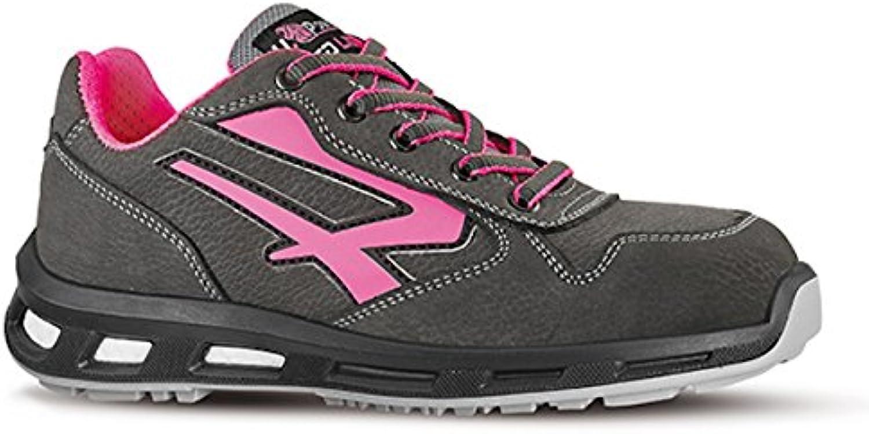 Zapatos DE Trabajo para Mujer Candy S3 Ci SRC Red Lion U Power