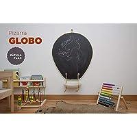 Pizarra Globo Pizarra Voladora pizarra enmarcada Decoración de pared Pizarra habitación infantil Pizarra grande Decoración niños