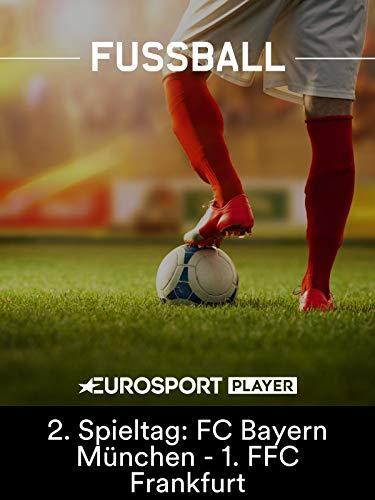 Fußball: Flyeralarm Frauen-Bundesliga 2019/20 - 2. Spieltag: FC Bayern München - 1. FFC Frankfurt