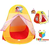 Toys Bhoomi Dora Explorer's Play Tent - 100% Safe Polyester Fabric