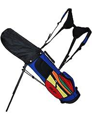 sulov Kit de golf enfant Orange, 93cm