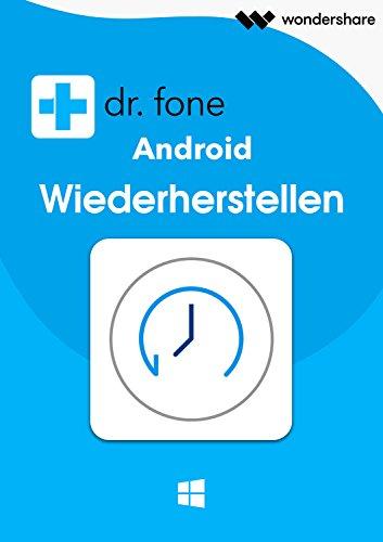 Dr.Fone Android Win Vollversion (Product Keycard ohne Datenträger) - Wiederherstellung Gel