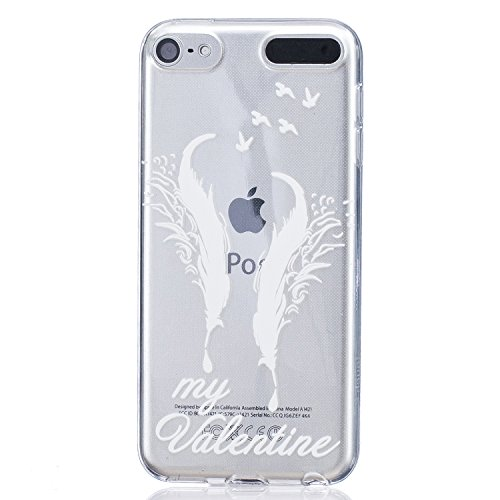 Meet de Slim de Protection Téléphone Case pour iphone 5S /iphone SE, iphone 5S /iphone SE Bumper Case Coque, (motifs peints) iphone 5S /iphone SE Slim TPU Transparent Silicone Housse Etui pour iphone  HX1-A01