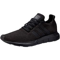 Adidas Swift Run Aq0863, Zapatillas para Hombre, Negro Core Black/Footwear White 0, 42 EU