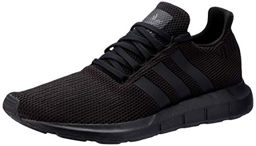 adidas Herren Swift Run AQ0863 Sneaker, Schwarz (Black, 41 1/3 EU