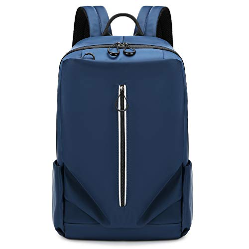 Hochschule Schule Laptop-Rucksäcke, Leichter Lässiger Tagesrucksack Wasserdichter Stilvoller College-Rucksack Studententasche für Notebooks für Jungen und Mädchen -