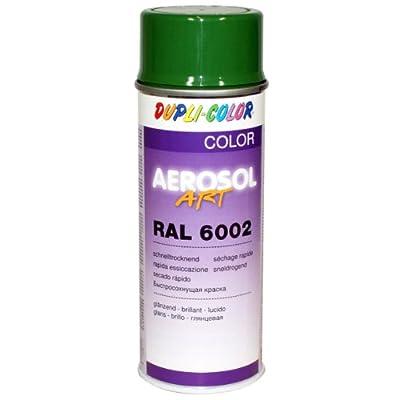 Dupli-Color 722608 Aerosol Art Ral 6002 glänzend 400 ml von DUPLI-COLOR - TapetenShop