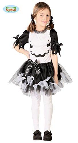 Imagen de disfraz de fantasma para niña haloween  7 a 9 años