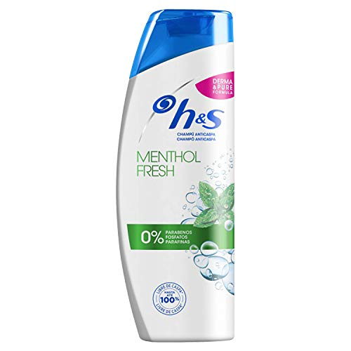 H&S Menthol Fresh Champú Anticaspa - 540 ml