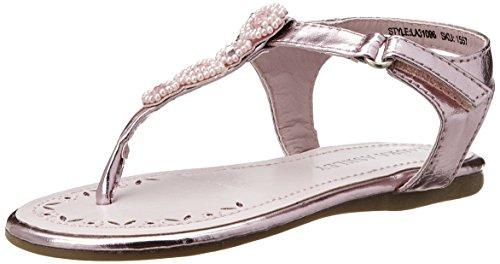 laura-ashley-girls-beaded-strap-sandal-toddlerpink-metal8-m-us-toddler