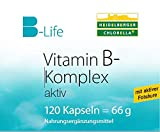 Heidelberger Chlorella Vitamin B Komplex aktiv 120 Kapseln