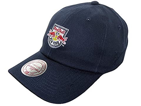 Casquette M & N Curved Dad A NY Red Bulls - bleu - Taille Unique