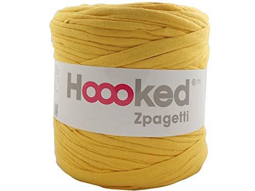Hoooked Zpagetti T-Shirt-Garn, Baumwolle, 120 m, 700 g -