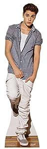 StarCutouts - Decoración para muñecos Justin Bieber (SC580)