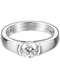 Esprit Damen-Ring 925 Sterling Silber ESRG92425A1