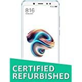 (Renewed) Redmi Note 5 Pro (Blue, 4GB RAM, 64GB Storage)
