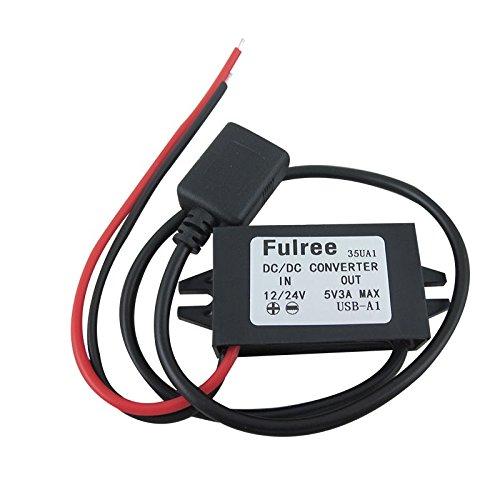 Digiten auto DC 12V 24V a USB 5V 3A 15W
