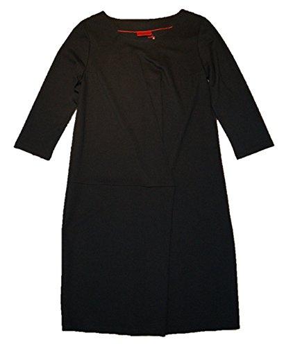 HUGO WOMAN -  Vestito  - linea ad a - Donna Nero
