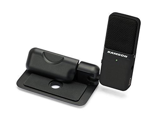 Samson Go Mic USB-Mikrofon (schwarz)
