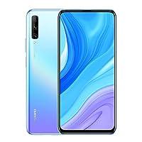 "Huawei Y9S Smartphone,Dual SIM,128GB ROM,6GB RAM,48MP,4000 mAh,6.59"" Display  - Breathing Crystal"
