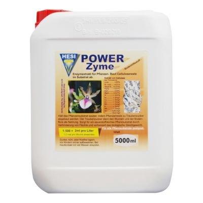 HESI Power Zyme Enzyme Bodenhilfsstoff Additiv 5000ml flüssig