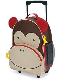 Skip Hop Zoo Little Kid, equipaje, mono por skcv9