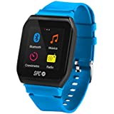 SPC Internet 8564AP - Reloj con reproductor MP3, color azul