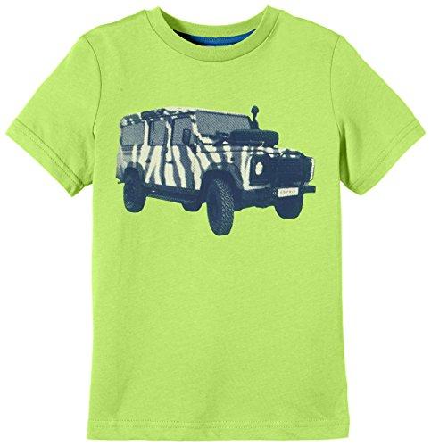 ESPRIT Jungen T-Shirt 055EE8K002, Gr. 128 (Herstellergröße: 128/134), Grün (CW BRIGHT GREEN 293)