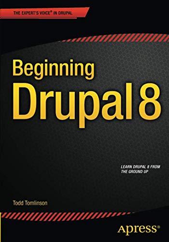 drupal 8 buch Beginning Drupal 8
