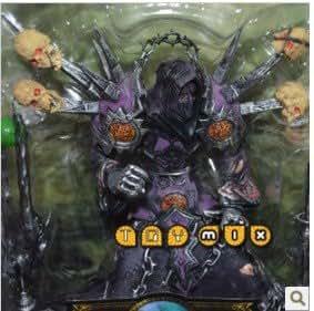 Figurine WoW World Of Warcraft Blizzard Demoniste Mort-Vivant DC