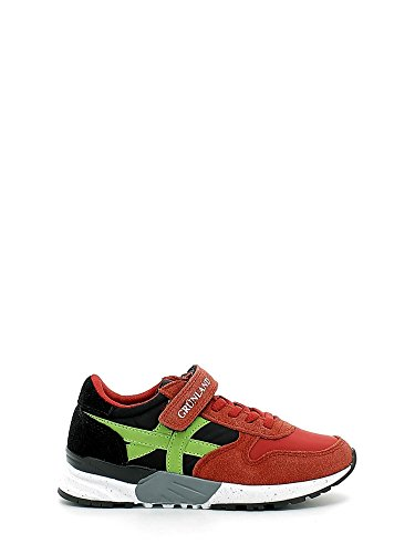 Grunland junior SC2024 Sneakers Bambino Rosso 38