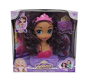 Rama Busto Princesa Selina con Accesorios 22X22X8,5 CM 32680