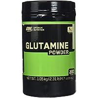 Optimum Nutrition Glutamine Suplemento para Deportistas, sin Sabor - 1050 g