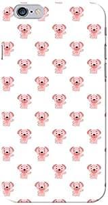 KnapCase Animals Designer 3D Printed Case Cover For Apple iPhone 6 Plus