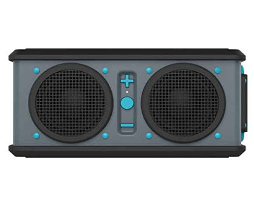 "Skullcandy  ""AIR RAID"" Tragbarer Bluetooth Lautsprecher 2x 5W Wasserfest/Shockproof"