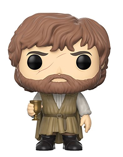 Funko pop Game of Thrones - Figura Tyrion Lannister Temporada 7