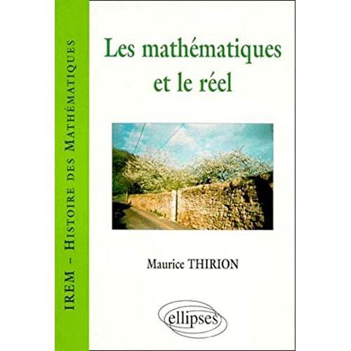 Les mathématiques et le réel