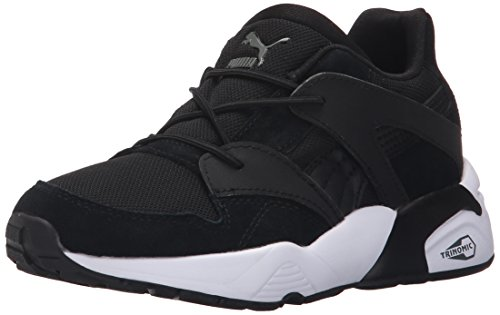 Puma Blaze Kids Classic Style Sneaker (Toddler/Little Kid), Black, 5 M US Toddler