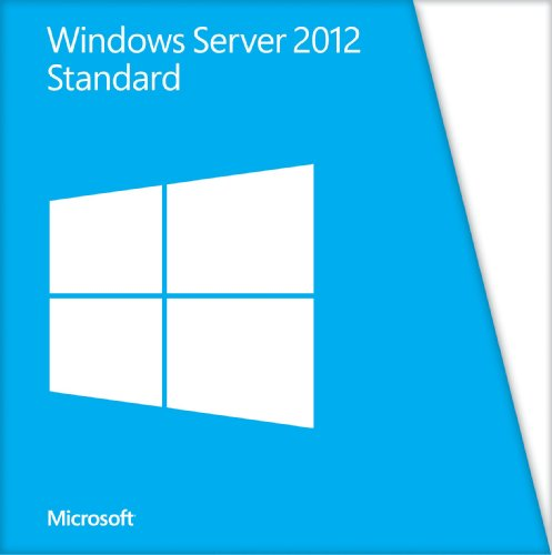 Microsoft Windows Server 2012 Standard OEM (2 CPUs/2VM) - Base License