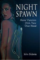 NIGHT SPAWN: A NOVEL (The NIght Spawn Stalker Book 1)