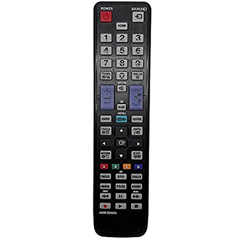 allimity AA59-00465A AA5900465 Une télécommande pour Samsung BN59-00517A BN59-00530A BN59-00567A