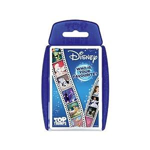 Top Trumps 13733 Disney Classics Specials Card Game