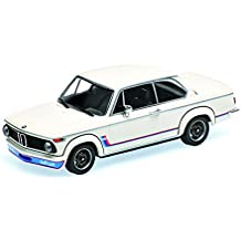 Minichamps 1:18 1973 BMW 2002 Turbo - Blanco - 155026200